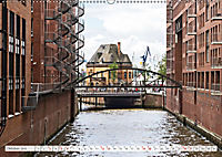 Hamburg. HafenCity, Kontorhausviertel und Speicherstadt. (Wandkalender 2019 DIN A2 quer) - Produktdetailbild 10