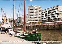 Hamburg. HafenCity, Kontorhausviertel und Speicherstadt. (Wandkalender 2019 DIN A2 quer) - Produktdetailbild 9