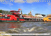 Hamburg - Im Herzen einer Großstadt (Tischkalender 2019 DIN A5 quer) - Produktdetailbild 4