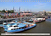 Hamburg - Im Herzen einer Großstadt (Tischkalender 2019 DIN A5 quer) - Produktdetailbild 1