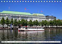 Hamburg - Im Herzen einer Großstadt (Tischkalender 2019 DIN A5 quer) - Produktdetailbild 10