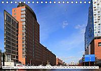 Hamburg - Im Herzen einer Großstadt (Tischkalender 2019 DIN A5 quer) - Produktdetailbild 11