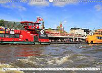 Hamburg - Im Herzen einer Großstadt (Wandkalender 2019 DIN A3 quer) - Produktdetailbild 4