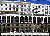 Hamburg - Im Herzen einer Grossstadt (Wandkalender 2019 DIN A3 quer) - Produktdetailbild 9