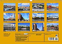 Hamburg - Im Herzen einer Großstadt (Wandkalender 2019 DIN A3 quer) - Produktdetailbild 13