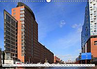 Hamburg - Im Herzen einer Grossstadt (Wandkalender 2019 DIN A3 quer) - Produktdetailbild 11