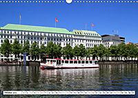 Hamburg - Im Herzen einer Großstadt (Wandkalender 2019 DIN A3 quer) - Produktdetailbild 10