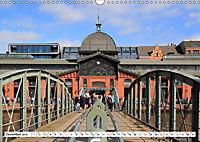 Hamburg - Im Herzen einer Großstadt (Wandkalender 2019 DIN A3 quer) - Produktdetailbild 12