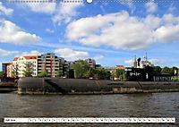 Hamburg - Im Herzen einer Grossstadt (Wandkalender 2019 DIN A2 quer) - Produktdetailbild 7