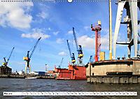 Hamburg - Im Herzen einer Grossstadt (Wandkalender 2019 DIN A2 quer) - Produktdetailbild 5