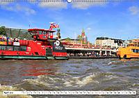 Hamburg - Im Herzen einer Grossstadt (Wandkalender 2019 DIN A2 quer) - Produktdetailbild 4