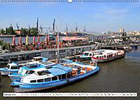 Hamburg - Im Herzen einer Grossstadt (Wandkalender 2019 DIN A2 quer) - Produktdetailbild 1