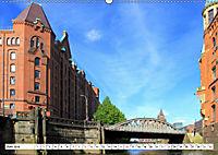 Hamburg - Im Herzen einer Grossstadt (Wandkalender 2019 DIN A2 quer) - Produktdetailbild 6