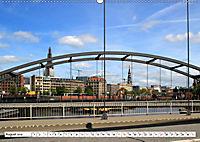 Hamburg - Im Herzen einer Grossstadt (Wandkalender 2019 DIN A2 quer) - Produktdetailbild 8