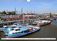 Hamburg - Im Herzen einer Grossstadt (Wandkalender 2019 DIN A4 quer) - Produktdetailbild 1