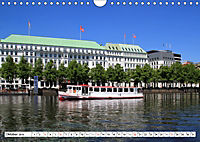 Hamburg - Im Herzen einer Grossstadt (Wandkalender 2019 DIN A4 quer) - Produktdetailbild 10
