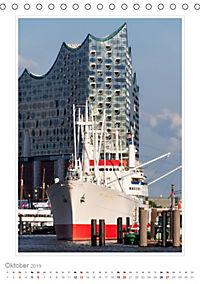 Hamburg - Impressionen einer Stadt (Tischkalender 2019 DIN A5 hoch) - Produktdetailbild 10