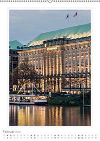 Hamburg - Impressionen einer Stadt (Wandkalender 2019 DIN A2 hoch) - Produktdetailbild 2