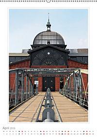 Hamburg - Impressionen einer Stadt (Wandkalender 2019 DIN A2 hoch) - Produktdetailbild 4