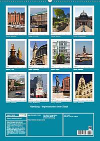 Hamburg - Impressionen einer Stadt (Wandkalender 2019 DIN A2 hoch) - Produktdetailbild 13