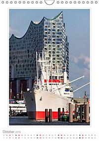 Hamburg - Impressionen einer Stadt (Wandkalender 2019 DIN A4 hoch) - Produktdetailbild 10