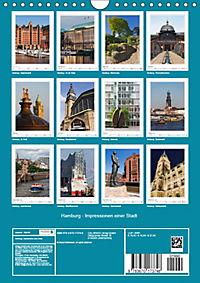 Hamburg - Impressionen einer Stadt (Wandkalender 2019 DIN A4 hoch) - Produktdetailbild 13