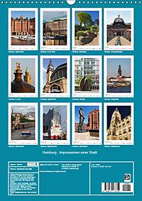 Hamburg - Impressionen einer Stadt (Wandkalender 2019 DIN A3 hoch) - Produktdetailbild 13