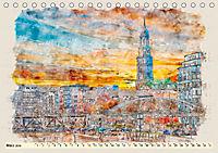 Hamburg - malerische Metropole (Tischkalender 2019 DIN A5 quer) - Produktdetailbild 3