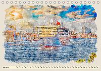 Hamburg - malerische Metropole (Tischkalender 2019 DIN A5 quer) - Produktdetailbild 7