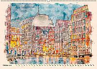 Hamburg - malerische Metropole (Wandkalender 2019 DIN A2 quer) - Produktdetailbild 10