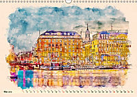 Hamburg - malerische Metropole (Wandkalender 2019 DIN A3 quer) - Produktdetailbild 5