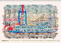 Hamburg - malerische Metropole (Wandkalender 2019 DIN A3 quer) - Produktdetailbild 9