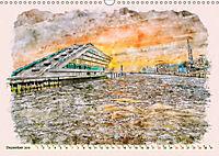 Hamburg - malerische Metropole (Wandkalender 2019 DIN A3 quer) - Produktdetailbild 12