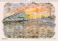 Hamburg - malerische Metropole (Wandkalender 2019 DIN A4 quer) - Produktdetailbild 12