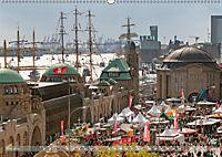 Hamburg, mein Gedanke (Wandkalender 2019 DIN A2 quer) - Produktdetailbild 5