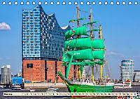 Hamburg - meine Stadt mit viel Herz (Tischkalender 2019 DIN A5 quer) - Produktdetailbild 5