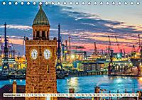 Hamburg - meine Stadt mit viel Herz (Tischkalender 2019 DIN A5 quer) - Produktdetailbild 9