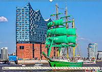 Hamburg - meine Stadt mit viel Herz (Wandkalender 2019 DIN A2 quer) - Produktdetailbild 5