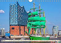 Hamburg - meine Stadt mit viel Herz (Wandkalender 2019 DIN A4 quer) - Produktdetailbild 5