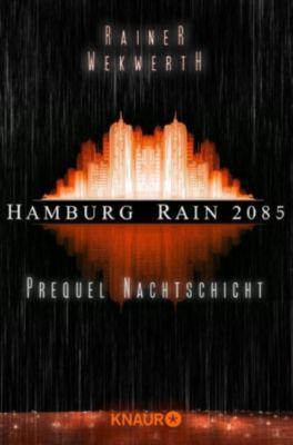 Hamburg Rain 2085. Nachtschicht, Rainer Wekwerth