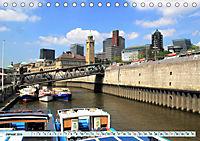 Hamburg - Unvergessliche Impressionen (Tischkalender 2019 DIN A5 quer) - Produktdetailbild 1