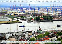 Hamburg - Unvergessliche Impressionen (Tischkalender 2019 DIN A5 quer) - Produktdetailbild 8