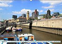 Hamburg - Unvergessliche Impressionen (Wandkalender 2019 DIN A2 quer) - Produktdetailbild 1