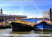 Hamburg - Unvergessliche Impressionen (Wandkalender 2019 DIN A2 quer) - Produktdetailbild 7
