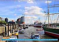 Hamburg - Unvergessliche Impressionen (Wandkalender 2019 DIN A3 quer) - Produktdetailbild 4