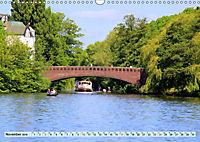 Hamburg - Unvergessliche Impressionen (Wandkalender 2019 DIN A3 quer) - Produktdetailbild 11