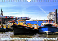 Hamburg - Unvergessliche Impressionen (Wandkalender 2019 DIN A4 quer) - Produktdetailbild 7