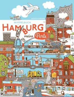 Hamburg Wimmelbuch, Judith Drews