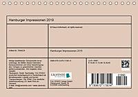 Hamburger Impressionen 2019 (Tischkalender 2019 DIN A5 quer) - Produktdetailbild 13