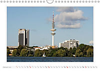 Hamburger Impressionen 2019 (Wandkalender 2019 DIN A4 quer) - Produktdetailbild 1